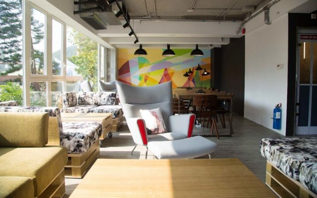 Co-Living Space In Hong Kong
