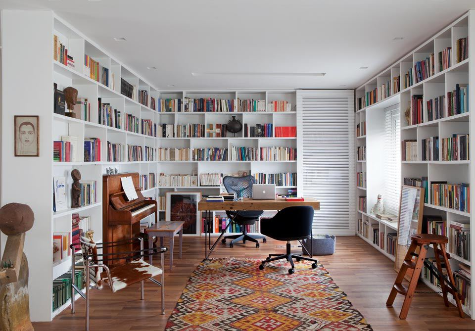 the - Building A Home Library