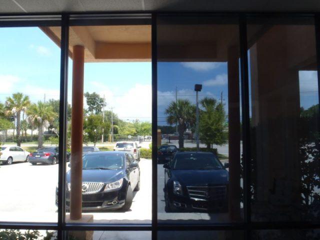 Office Window Tinting Houston